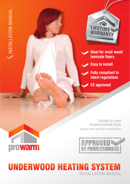ProWarm Underwood Mat