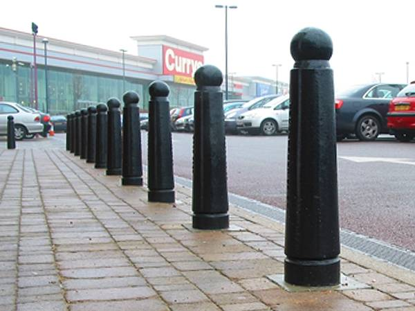 Gunner Aluminium Removable Bollard