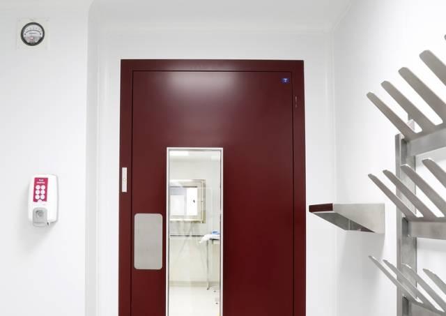 UltraTech Versatile Semi Flush Door