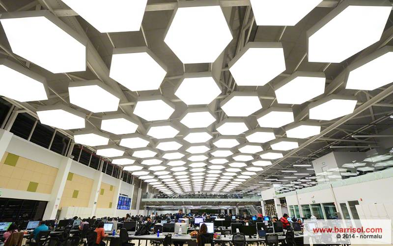 Barrisol Acoustic Light® - Offices - Costa Rica