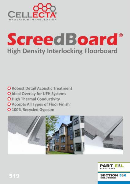 ScreedBoard flyer