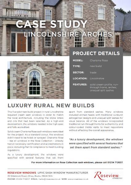 Charisma Rose - Lincolnshire Arches
