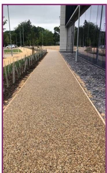 LimeBound Resin Bound Surfacing UV