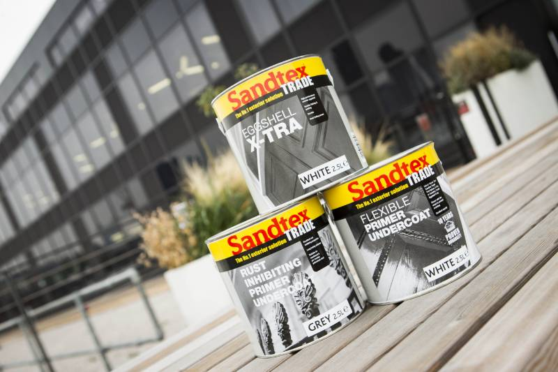 Sandtex Trade raises the bar with Central London transformation
