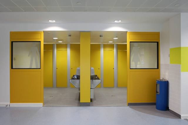Intermezzo Toilet Cubicles