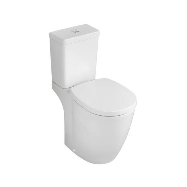 Concept Freedom Close Coupled Raised Height WC Suite