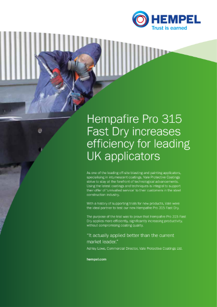 Vale Protective Coatings Case Study