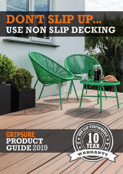 Gripsure - Decking - Product Brochure