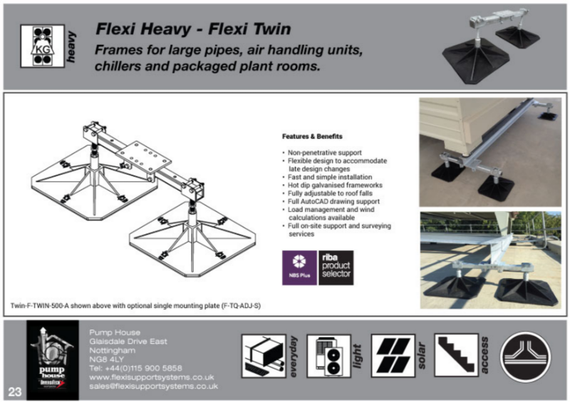Flexi Heavy - Flexi TWIN