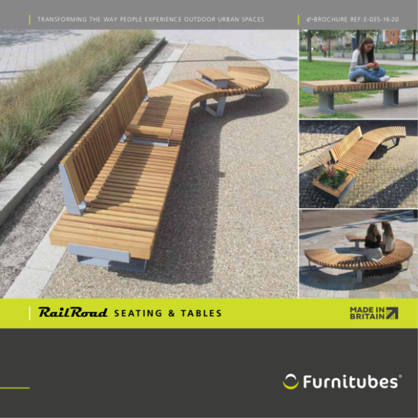 RailRoad Seating range Brochure
