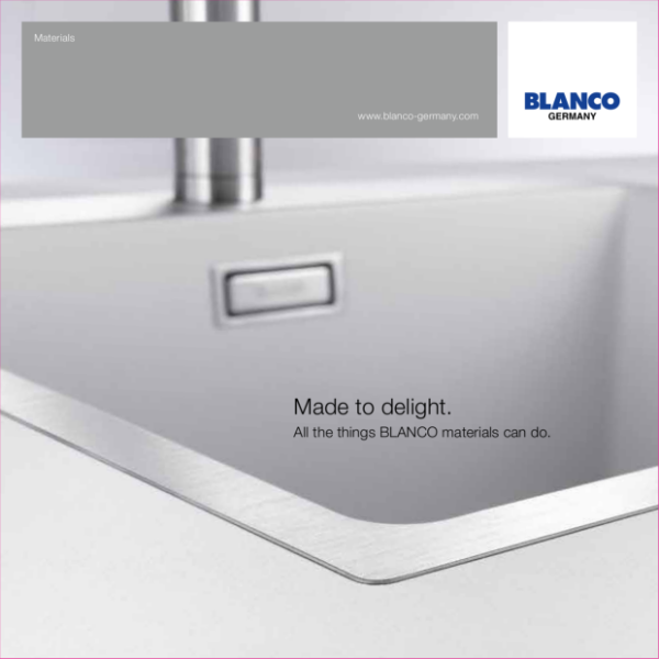BLANCO Sink Materials