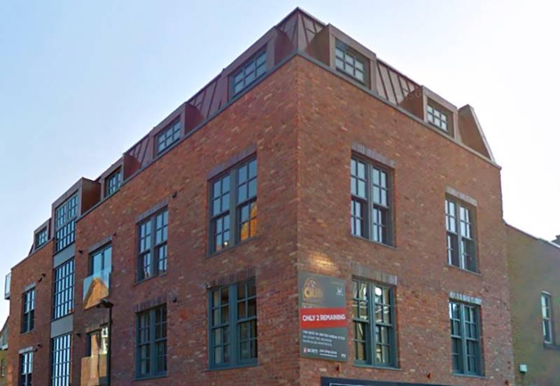 Brick slips help create exclusive residential development
