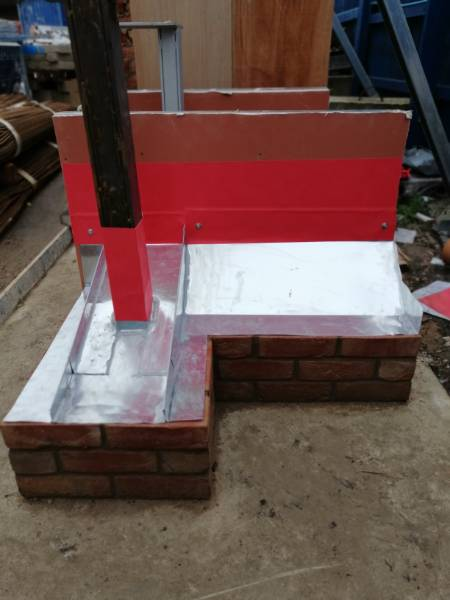 METZ Non-combustible Cavity Tray