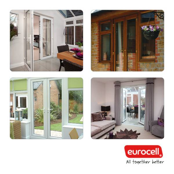PVC-U Eurologik French Doors