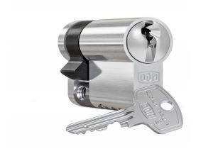 Euro Profile Single Cylinder (HUKP-0503-01)