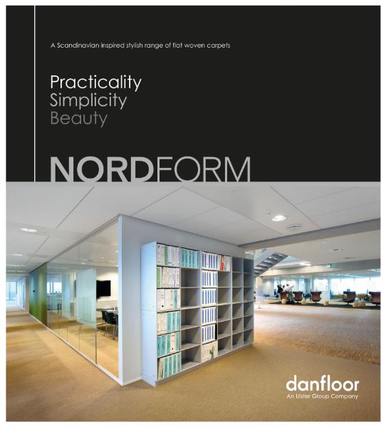 Commercial Carpet - Nordform