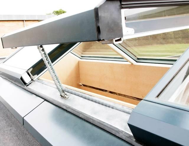 A98 Triple Glazed Modular Rooflight