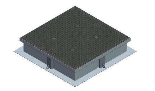 Gatic Composite Access Covers and Frames