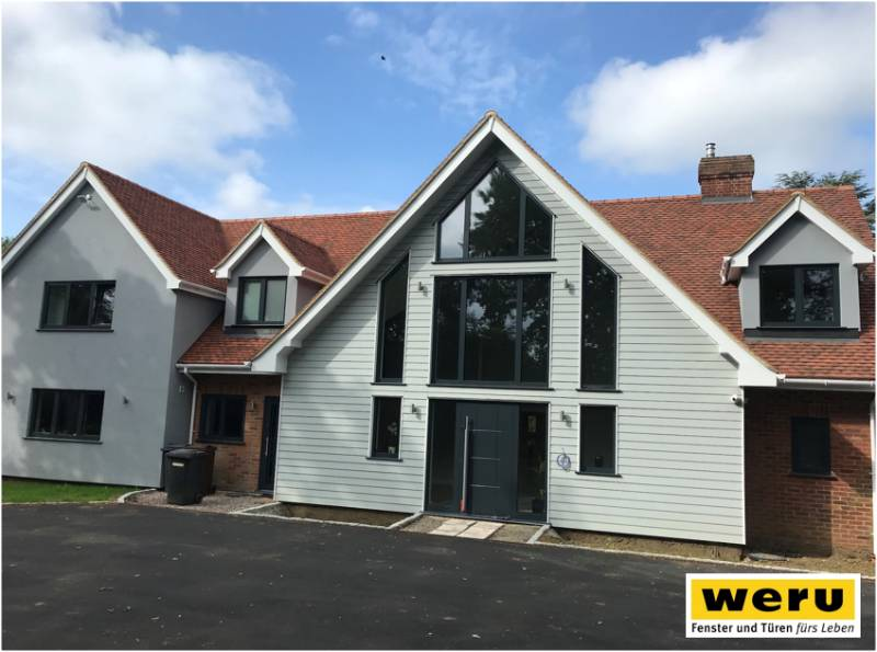 Large Scale Renovation in Hertfordshire