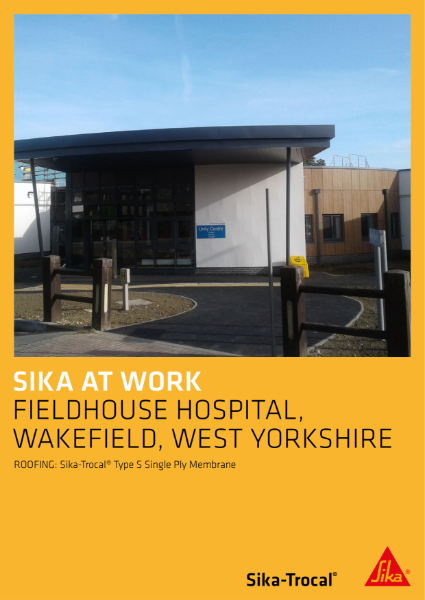 Fieldhouse Hospital, Wakefield