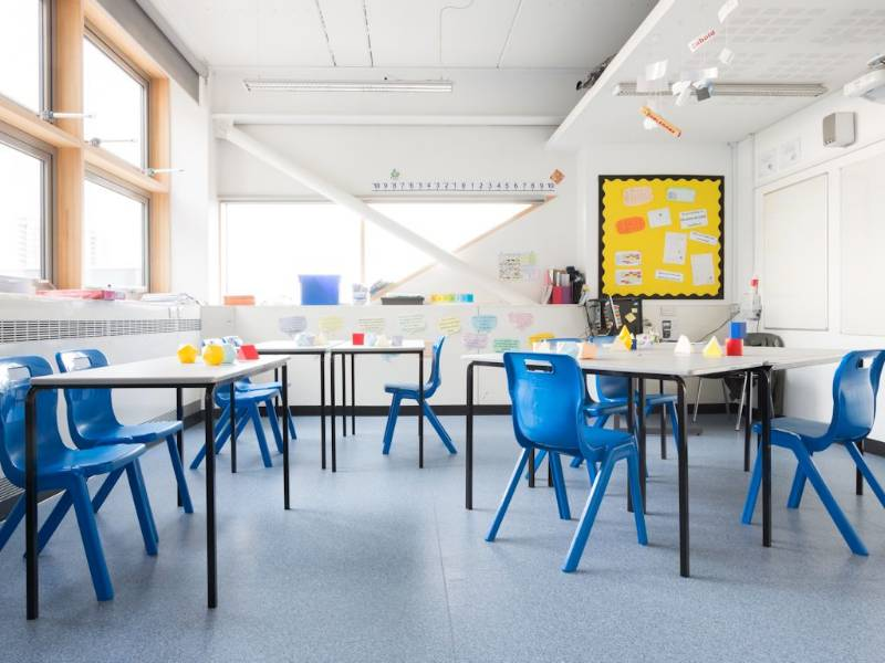 Polyflor flooring makes the grade at The City of London Academy