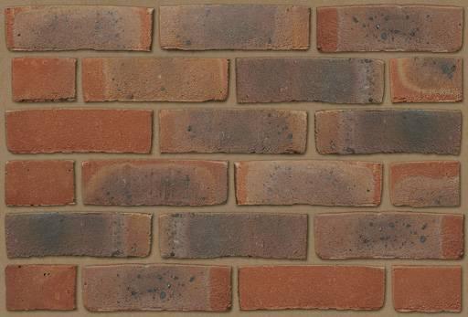 Pevensey Multi Stock - Clay bricks