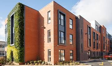 Modus system used in Orbit Housing's Fordham House