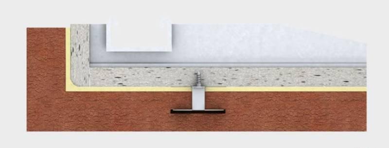 IG Brick On Soffit System - B.O.S.S. A1