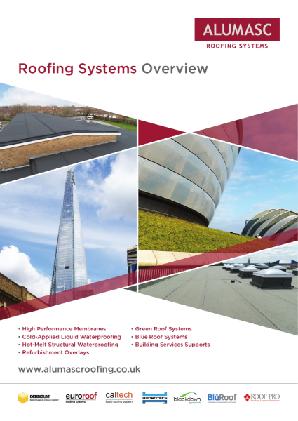 Alumasc Roofing Systems Overview