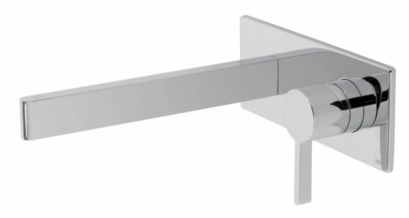 Edit Wall Mounted Basin Mixer Tap