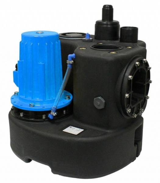Trojan Single Pump - Compact Pumping Stations