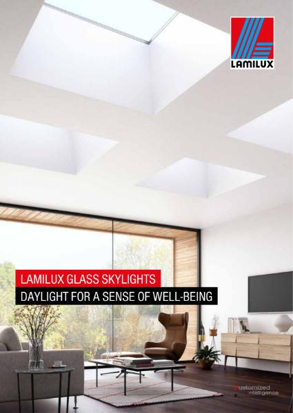 LAMILUX Glass Skylights Brochure