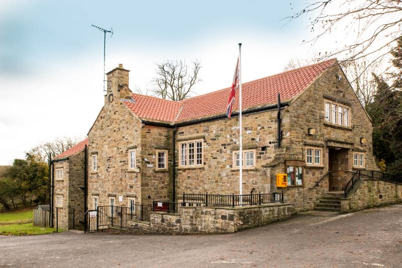 Linton on Wharfe Memorial Hall