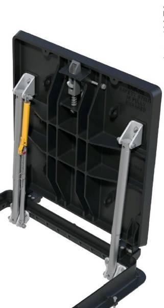 Gatic F900 Assist Lift Covers