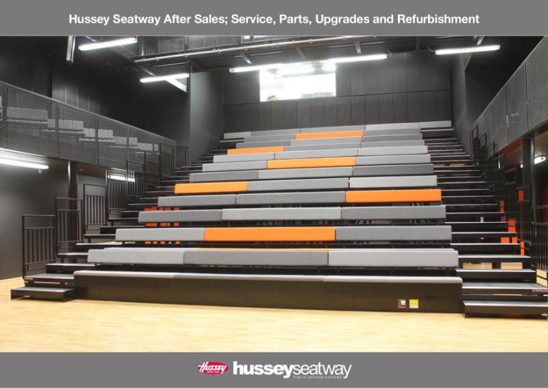 Hussey Seatway - Service Brochure