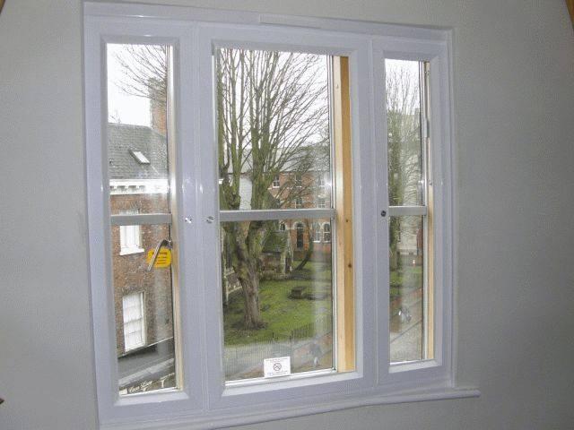 Secondary Glazing Hinged Units