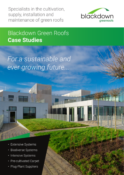 Blackdown greenroofs - Case Studies