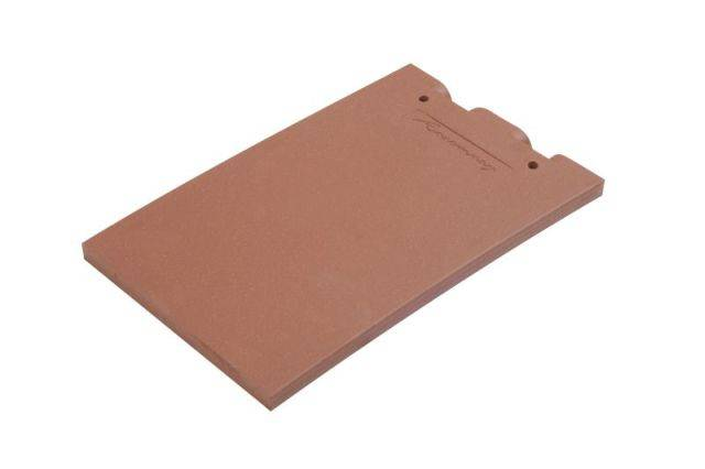 Rosemary Clay Classic Plain Tile
