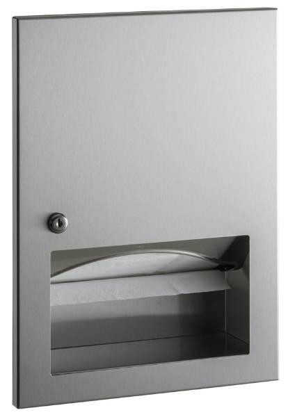 Recessed Paper Towel Dispenser B-359033