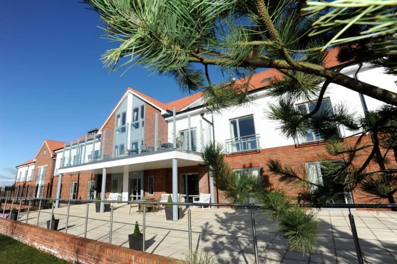 Tennyson Wharf Care Home