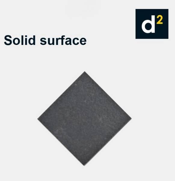 d² Dura Solid Top