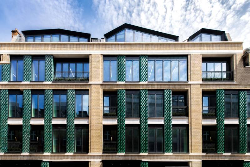 5-8 Warwick Street, London