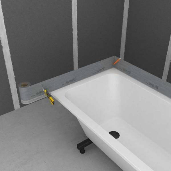 wedi Tools - Tub Sealing Tape