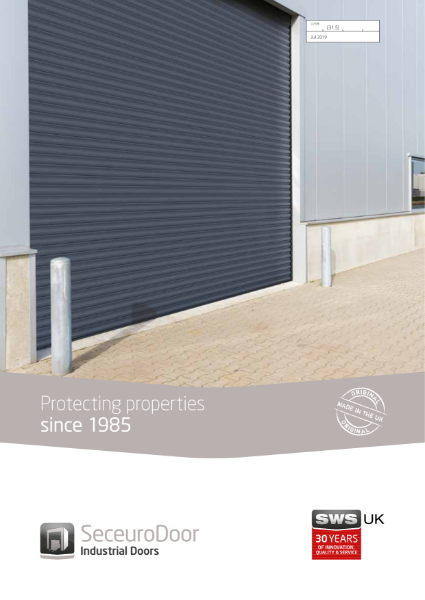 SeceuroDoor Commercial & Industrial Doors
