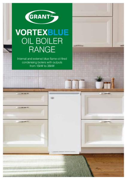Grant VortexBlue Range Brochure