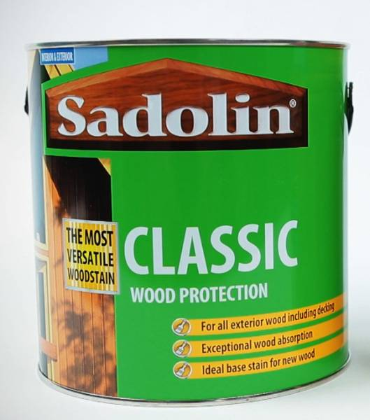 Sadolin Classic – the versatile choice