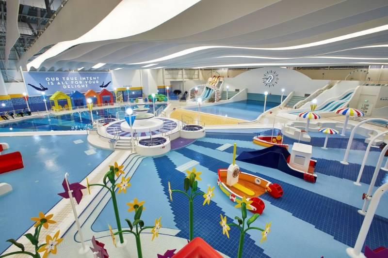 Butlins Bognor Regis Pool Complex