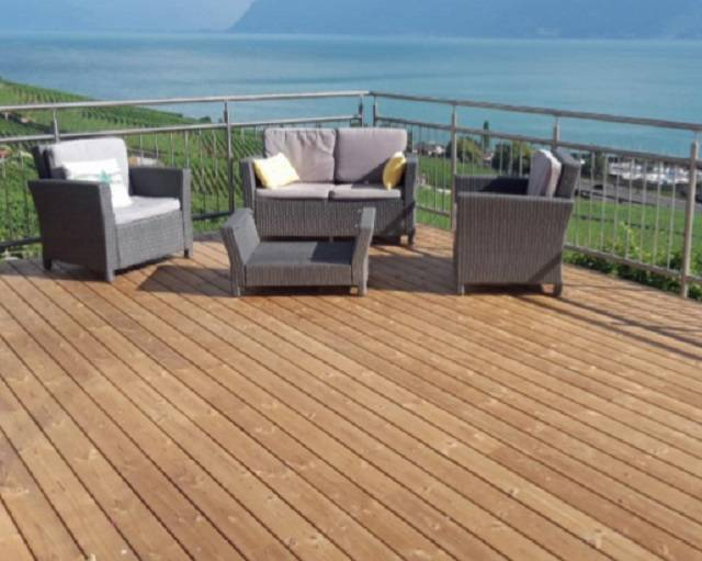 Grad Deck System – Thermo-Pine