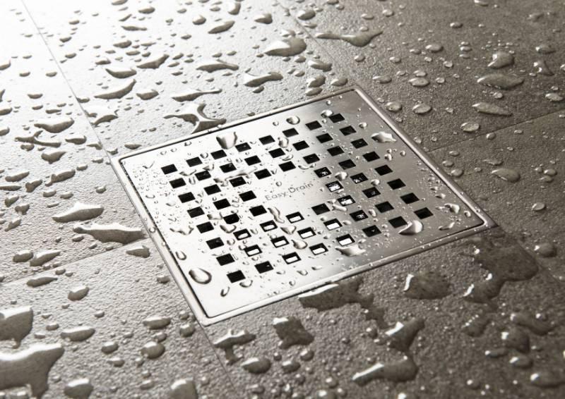 Aqua Plus Quattro - Shower Drain