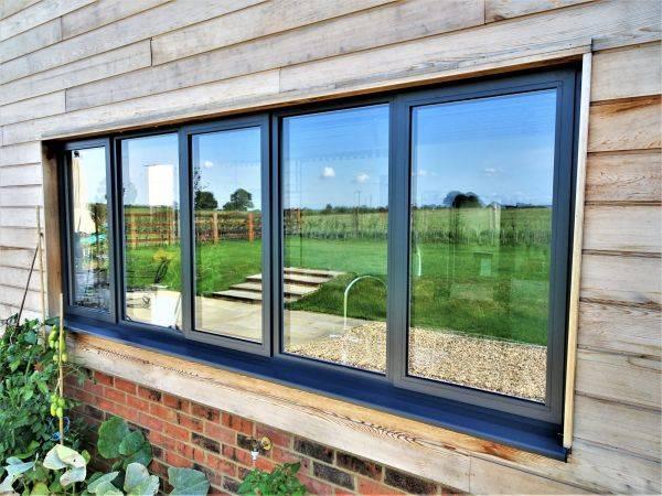 Kustom Aluminium Casement Window